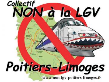 AG collectif Non à la LGV Poitiers-Limoges