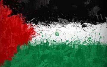 Palestine, On n'oublie pas. @ Toit du monde | Zuytpeene | Nord-Pas-de-Calais | France