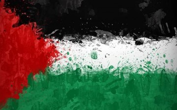 Palestine, On n'oublie pas.