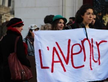 Photos et vidéos de la manifestation pour la fin de la COP21