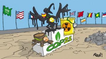 COP21 : un accord de dupes, des mobilisations qui préparent l'avenir