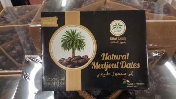 Les dattes Medjoul de Palestine ...