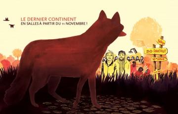 """Projection-débat du """"dernier continent"""""""