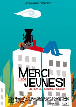 Projection débat « Merci les jeunes ! » @ Cinéma Le Dietrich Poitiers | Poitiers | Poitou-Charentes | France