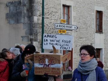 Compte-rendu journée conférences et débats à Coussay-les-Bois