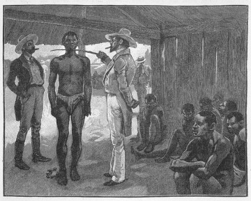 De l'esclavage à la liberté forcée. Histoire des travailleurs africains engagés dans la Caraïbe française du XIXe siècle