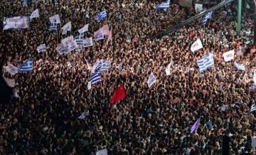 La métamorphose d'Alexis Tsipras