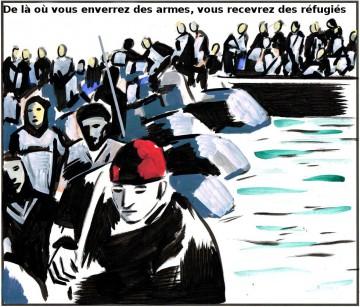 """Débat """"la situation des mineurs isolés étrangers"""""""