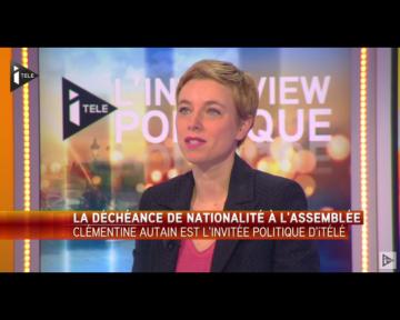 Vidéo de Clémentine Autain, porte parole d'Ensemble!