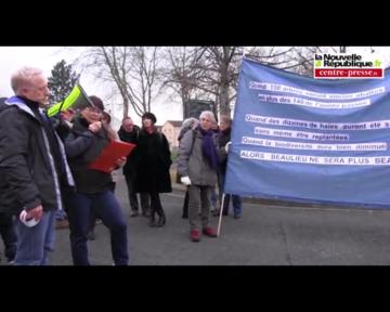Arrestation et arbres arrachés à Poitiers : images et Vienne nature