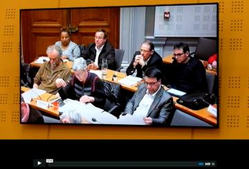Vidéo sur les orientations budgétaires de la mairie de Poitiers