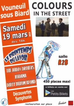 Le printemps du lavoir @ salle R2B   Vouneuil-sous-Biard   Poitou-Charentes   France