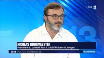 Non à la LGV Poitiers Limoges