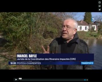 Vidéo sur la DUP de la LGV Poitiers-Limoges