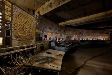 Vidéo : Tchernobyl encore