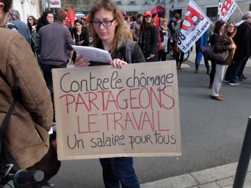 Appel intersyndical national à la manifestation du 28 avril, CGT, FO, FSU, Solidaires, UNEF, UNL, FIDL