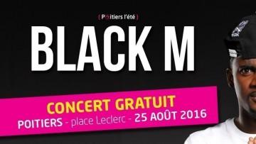 """""""En tous genres"""" face à la venue de Black M à Poitiers"""
