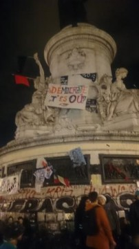 "Un site qui recense les initiatives de la myriade de groupes ""Nuit debout"""
