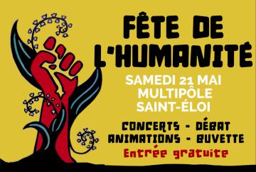 Fête de l'Huma à Poitiers @ Maison de Quartier de Saint Eloi | Poitiers | Aquitaine Limousin Poitou-Charentes | France