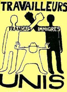Rassemblement en solidarité avec tous les migrants et sans-papiers @ place du palais de justice | Poitiers | Aquitaine Limousin Poitou-Charentes | France