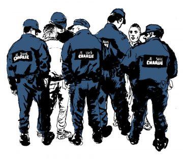 Manifestations de « policiers en colère »: une menace contre la démocratie.