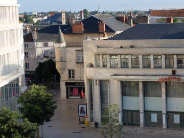 Appel à dons et adhésions pour sauver l'ancien théâtre de Poitiers