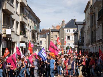 Le 12 Septembre à Poitiers, à 15 heures, appel intersyndical contre la Loi Travail II. Mettons en échec Macron et le MEDEF!