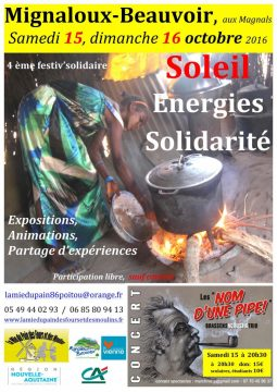 4ème Festiv'solidaire @ complexe    associatif    Les    Magnals | Mignaloux-Beauvoir | Aquitaine-Limousin-Poitou-Charentes | France