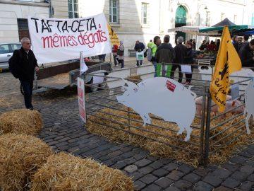 Passez à l'action pour bloquer le CETA !
