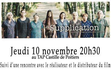 La Supplication. Film débat Tchernobyl @ TAP Castille | Poitiers | Aquitaine-Limousin-Poitou-Charentes | France