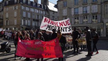 Bienvenue aux migrant-es !