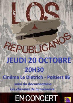 Los republicanos @ cinéma Le Dietrich | Poitiers | Aquitaine-Limousin-Poitou-Charentes | France