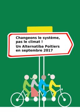 Alternatiba Poitiers au Parc de Blossac @ Poitiers | Nouvelle-Aquitaine | France
