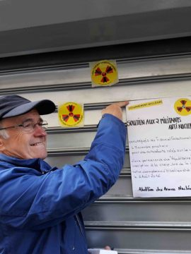 Radio : P. Vallat, Comité poitevin pour la sortie du nucléaire