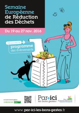Châtellerault Semaine européenne de réduction des déchets @ Châtellerault | Aquitaine-Limousin-Poitou-Charentes | France