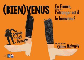 Festival Migrant'Scène : Spectacle « (Bien)venus » @ Bar le Plan B