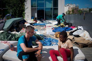 Festival Migrant'Scène : EXPOSITION « Justes Solidaires » @ Campus de l'Université de Poitiers – Fac de Lettre