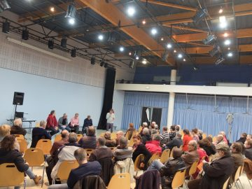 Lancement de la plate-forme « Nous voulons un dépassement d'Osons Poitiers! » @ Moulin de Chasseigne  | Poitiers | Nouvelle-Aquitaine | France