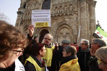 Réunion publique unitaire d'information sur la situation en Syrie @ Centre d'animation de Beaulieu | Poitiers | Nouvelle-Aquitaine | France