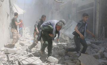 Alep, ville martyre.