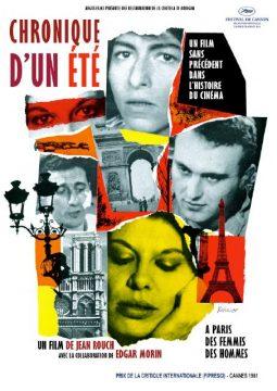 Jean Rouch - Edgar Morin : chronique d'un été @ cinéma Le Dietrich