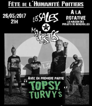 Fête de l'Huma Poitiers @ Rotative | Buxerolles | Nouvelle-Aquitaine | France