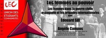 les femmes dans la guerre civile espagnole et les brigades internationales @ Poitiers | Nouvelle-Aquitaine | France