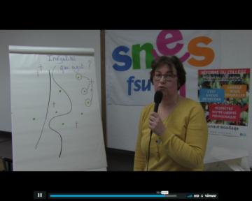 Vidéo syndicale : un nouveau collège privé à Poitiers c'est toujours plus d'inégalités sociales à l'école