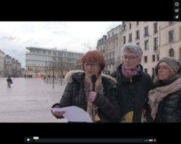 Vidéo d'Osons Poitiers sur l'exploitation des femmes et des enfants