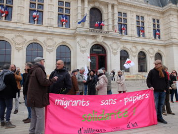 Réunion du collectif DNSI @ Maison de la Solidarité | Poitiers | Nouvelle-Aquitaine | France