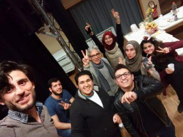 Soirée culturelle syrienne à Poitiers