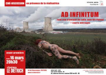 Road trip atomique à Poitiers @ cinéma Le Dietrich | Poitiers | Nouvelle-Aquitaine | France
