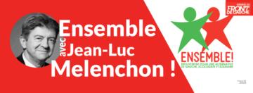 Des  militant.e.s d'Ensemble! et leur engagement dans France insoumise