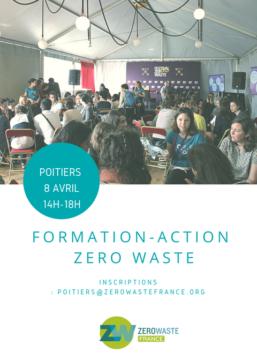 """Formation """"zéro déchets"""" à Poitiers"""